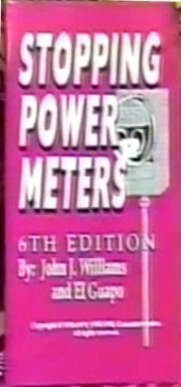 Stopping Power Meters by John J. Williams