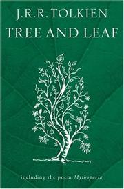 Cover of: Tree and Leaf by J. R. R. Tolkien