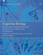 Cover of: Cognitive biology |