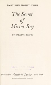 Cover of: The Secret of Mirror Bay | Carolyn Keene