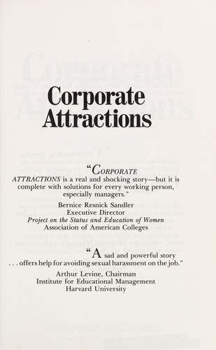 Corporate attractions by Kathleen Neville