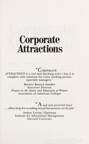 Cover of: Corporate attractions | Kathleen Neville