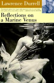 Cover of: Reflections on a marine Venus | Lawrence Durrell