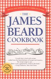 Cover of: The James Beard cookbook | James Beard