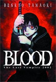 Cover of: Blood | Benkyo Tamaoki