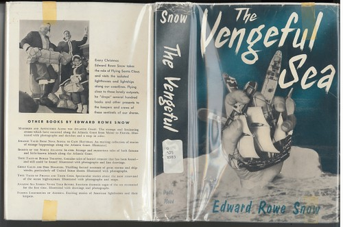 The vengeful sea by Edward Rowe Snow
