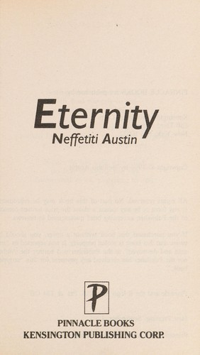 Eternity by Neffetiti Austin
