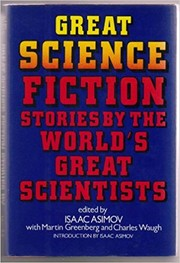 Cover of: Great science fiction | Isaac Asimov