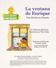Cover of: Ernie's Window S.S. Get Rdy Bk | Golden Books