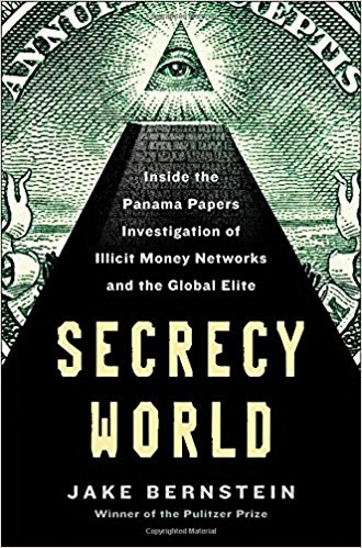 Secrecy world by Jake Bernstein