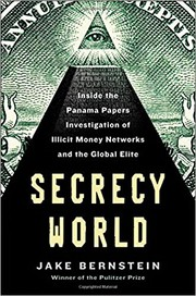 Cover of: Secrecy world | Jake Bernstein