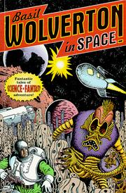 Cover of: Wolverton in Space | Basil Wolverton
