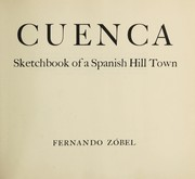 Cover of: Cuenca; sketchbook of a Spanish hill town | Fernando Zobel