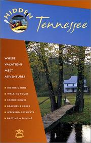 Cover of: Hidden Tennessee by Marty Olmstead