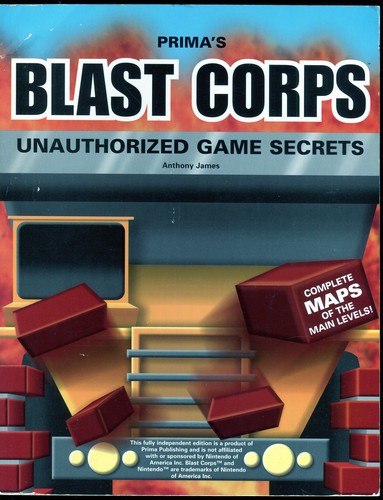 Blast Corps | Open Library