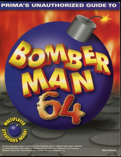 Bomberman 64 by Nick Roberts