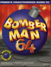 Cover of: Bomberman 64 | Nick Roberts