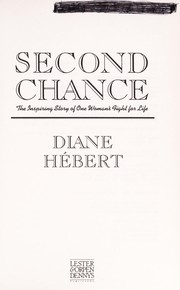 Cover of: Second chance | Diane Hébert