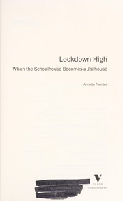 Cover of: lockdown high | Annette Fuentes