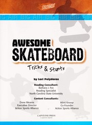 Cover of: Awesome skateboard tricks and stunts | Lori Polydoros