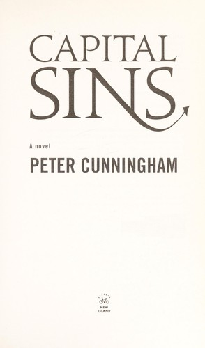 Capital sins by Cunningham, Peter
