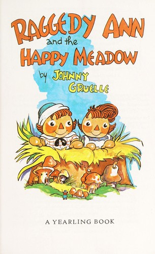 Raggedy-Happy Meadow by Johnny Gruelle