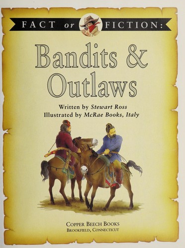 Bandits & outlaws by Ross, Stewart.