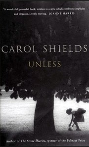 Cover of: Unless | Carol Shields
