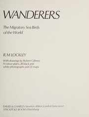 Cover of: Ocean Wanderers | Ronald M. Lockley