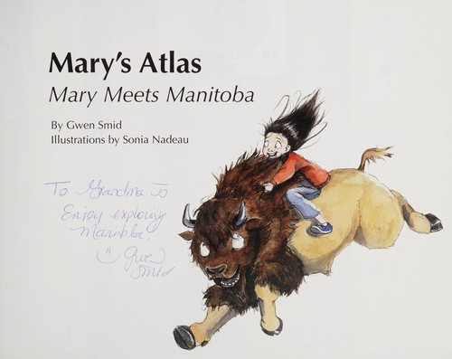 Mary's atlas by Gwen Smid