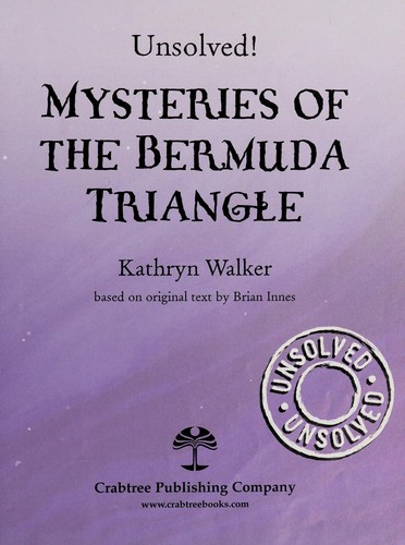 Mysteries of the Bermuda Triangle | Open Library