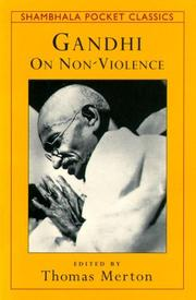 Cover of: Satyagraha by Mohandas Karamchand Gandhi