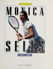 Cover of: Monica Seles (Ovations) | Michael E. Goodman