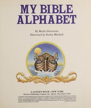 Cover of: My Bible Alphabet Storytime | Golden Books