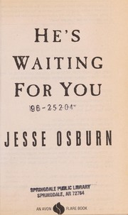 Cover of: He's Waiting for You | Jesse Osburn