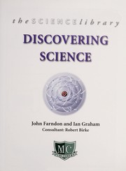 Cover of: Discovering science | John Farndon