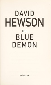 Cover of: The blue demon | David Hewson