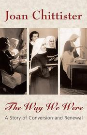 Cover of: The Way We Were | Joan Chittister
