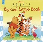 Cover of: Pooh's Big and Little Book (Pull-a-Page Book) | RH Disney