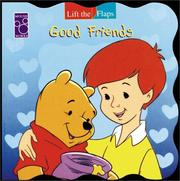 Cover of: Good Friends (Roly-Poly Lift-the-Flaps) | RH Disney