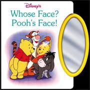 Cover of: Whose Face? Pooh's Face! (Busy Book) by RH Disney