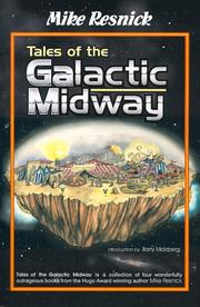 Cover of: Tales of the Galactic Midway | Mike Resnick