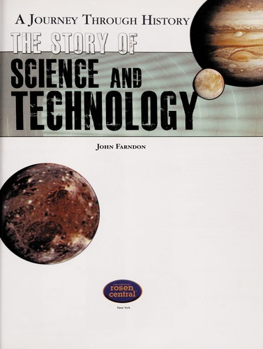 The story of science and technology by John Farndon