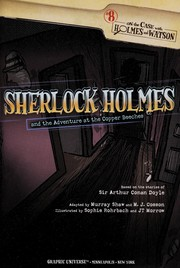 Cover of: Sherlock Holmes and the adventure at the Copper Beeches | Murray Shaw