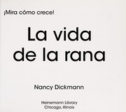 Cover of: La vida de la rana | Nancy Dickmann