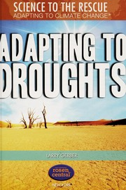 Cover of: Adapting to droughts | Larry Gerber