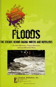 Cover of: Floods and mudslides | Alvin Silverstein