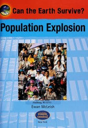 Cover of: Population explosion | Ewan McLeish