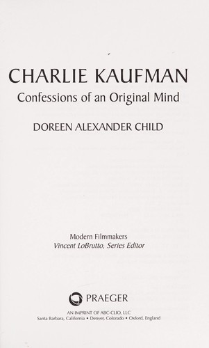 Charlie Kaufman by