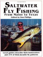 Cover of: Saltwater Fly-Fishing | Don Phillips